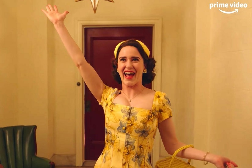 The Marvelous Mrs. Maisel Season 2 teaser: Rachel Brosnahan tries to balance life as a mother and stand-up comic