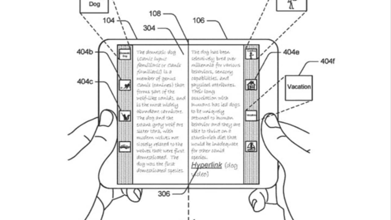 Microsoft Surface phone may come with a page flipping feature, patent suggests