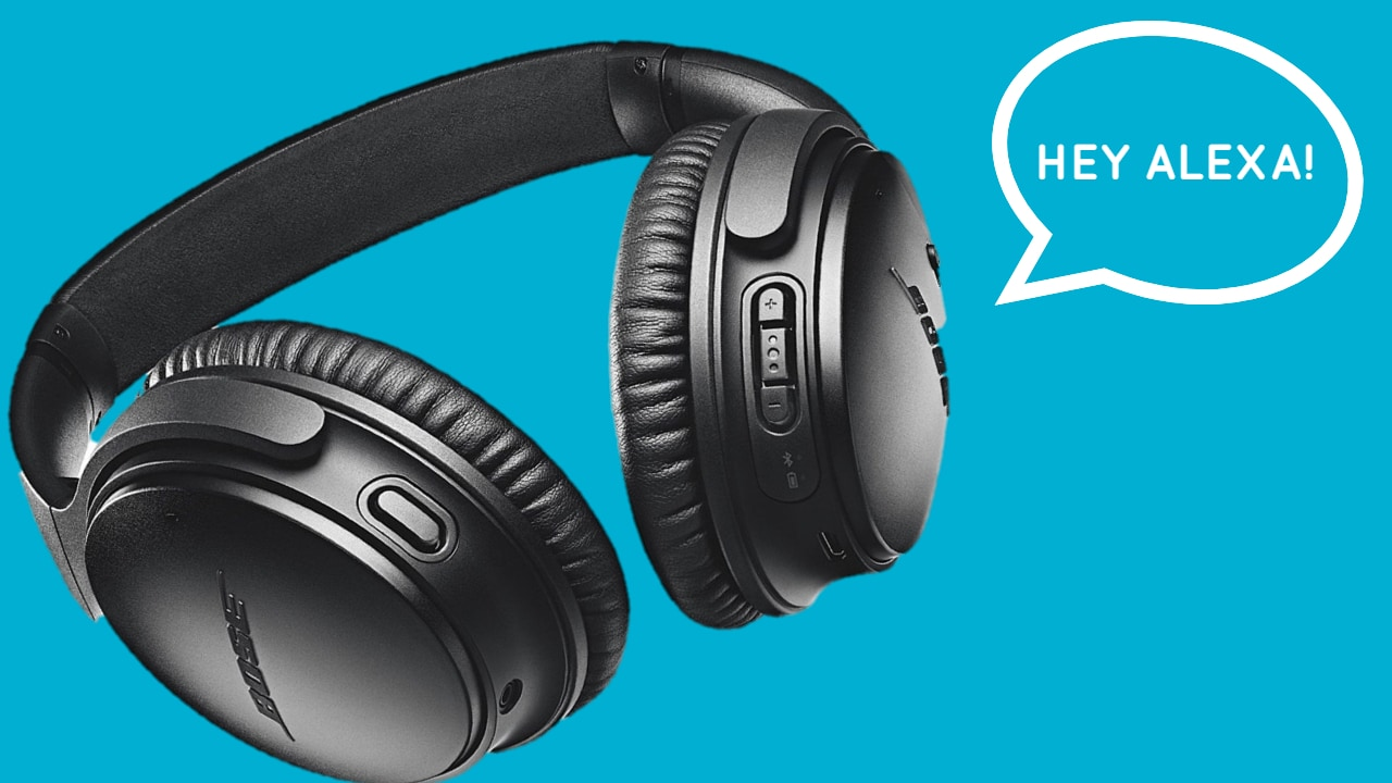 Bose QC35 II headphones have been updated with support for Amazon Alexa