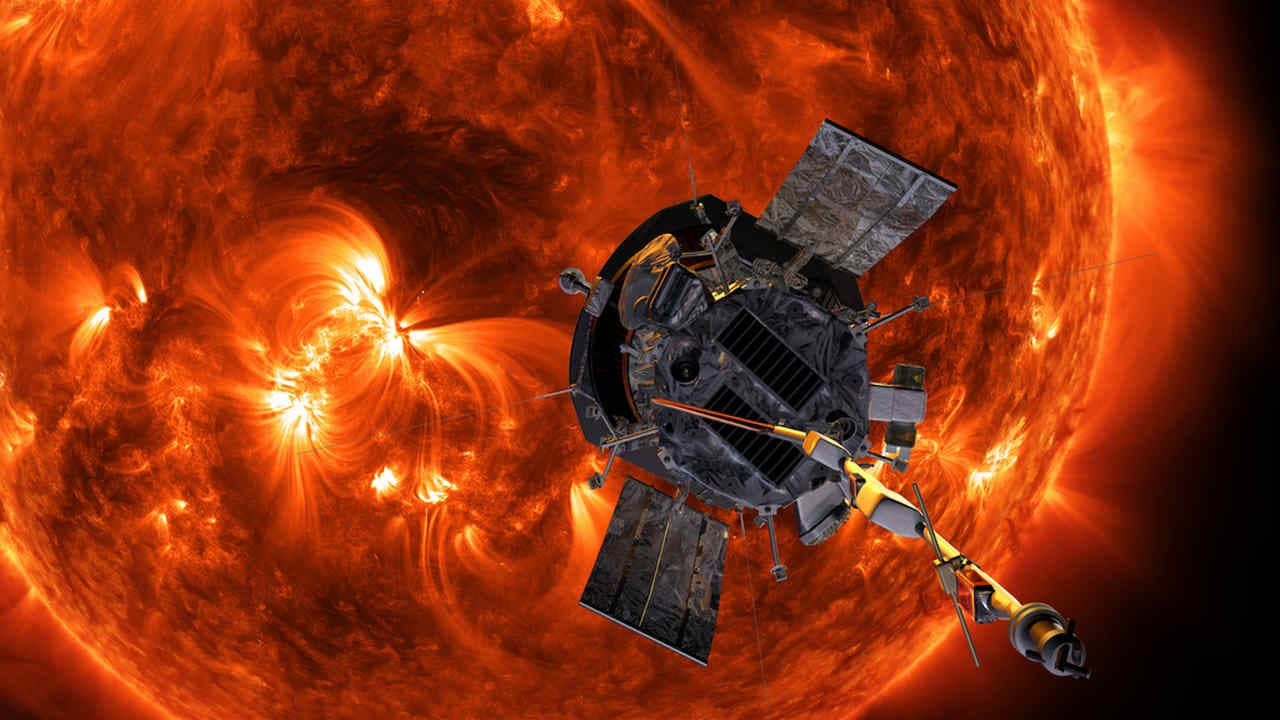 Why is the Sun's atmosphere hotter than the surface? Parker probe's data likely to find out- Technology News, Firstpost