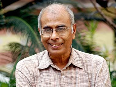 File image of late rationalist Narendra Dabholkar. AP