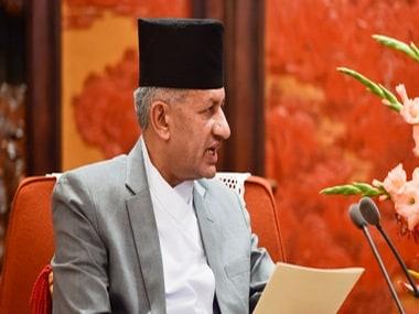 File image of Nepal Foreign Minister Pradeep Kumar Gyawali. Reuters