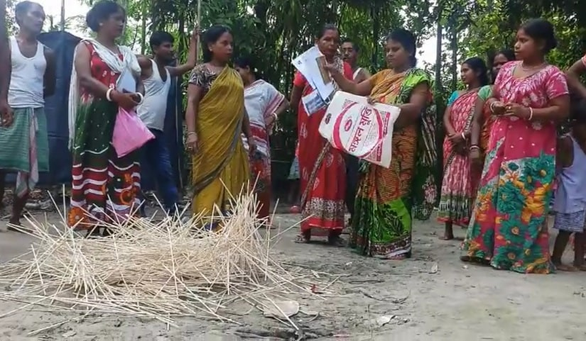 Majority of residents from Choudhury Para, about 70 kilometres from Guwahati have been left out in the final draft of NRC. 101Reporters.com