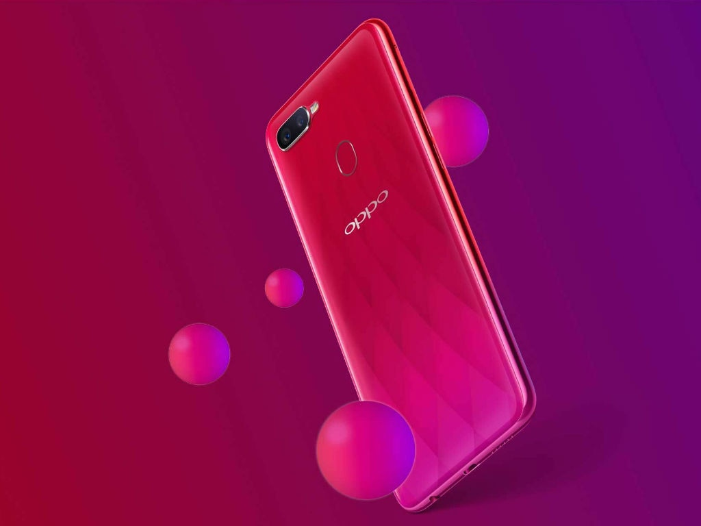 Oppo F9 Pro launched in India at Rs 23,990 with 6 3-inch display and