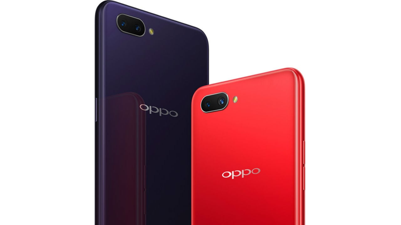 Oppo A3s launched in 3 GB RAM, 32 GB storage variant to be Flipkart