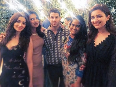 Priyanka Chopra-Nick Jonas engagement: Alia Bhatt, Hrithik Roshan, Sophie Turner and other celebs wish couple