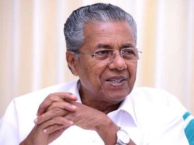 File image of Kerala chief minister Pinarayi Vijayan. Getty images