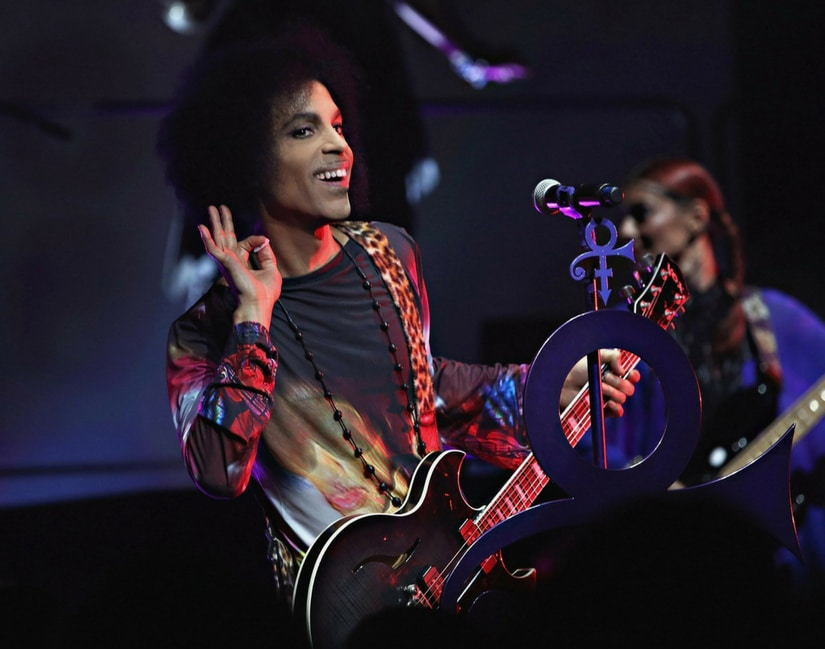 Prince/Image from Twitter.