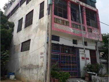 Paskim Mary Cross child shelter in Ludhiana. Image courtesy Manmohan Singh