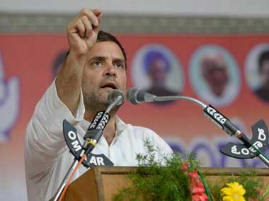 Rahul Gandhi's unfounded demand to declare Kerala floods as 'national disaster' is rhetoric with an eye on brownie points