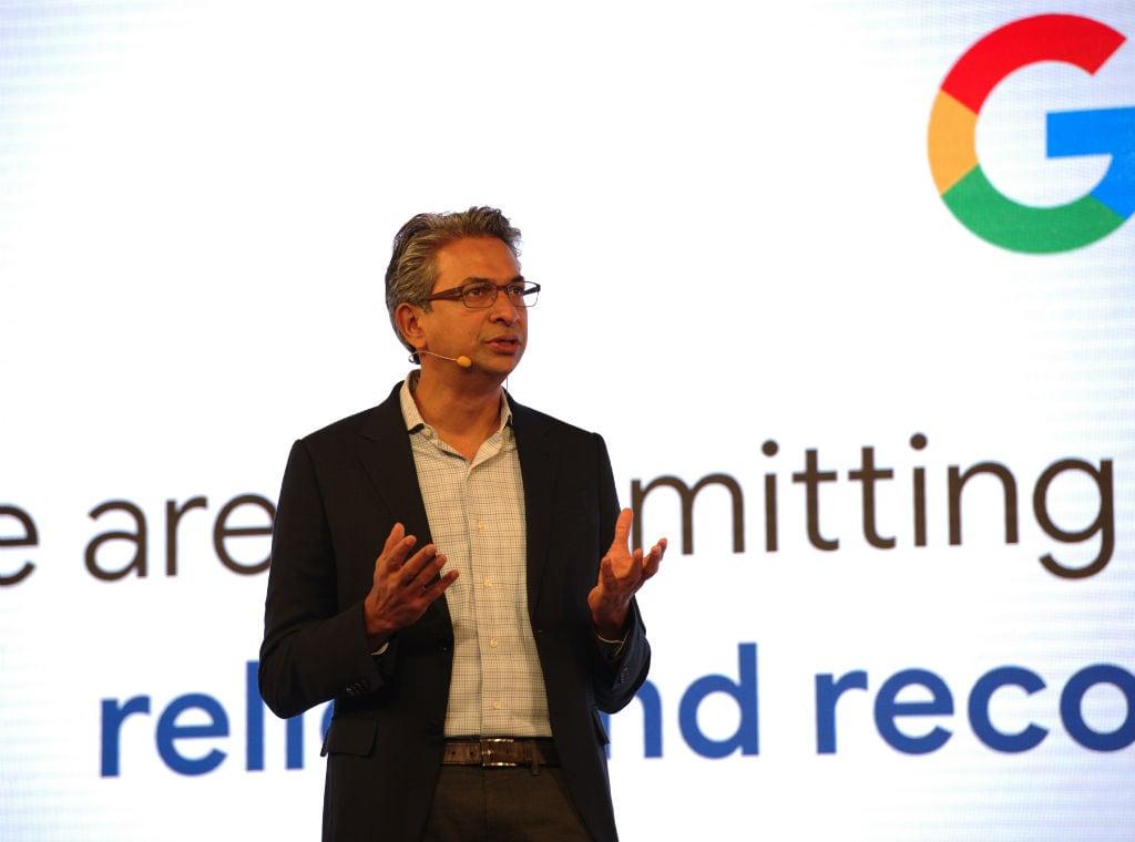 Google for India. Google.