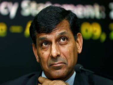 Raghuram Rajan, former RBI governor. Reuters