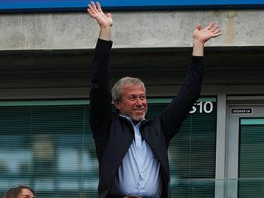 File image of Roman Abramovich. Reuters