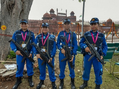 Twitterati celebrate 72nd Independence Day, praise all-women SWAT team; Tricolour hoisted in Kabul