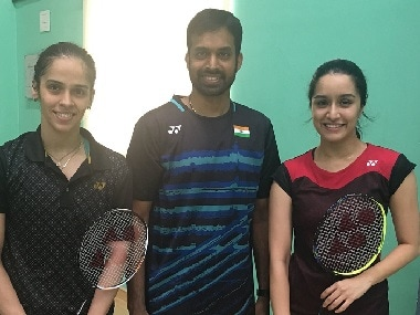 Saina Nehwal reportedly wants biopic to go on floors only once Shraddha Kapoor aces her badminton game