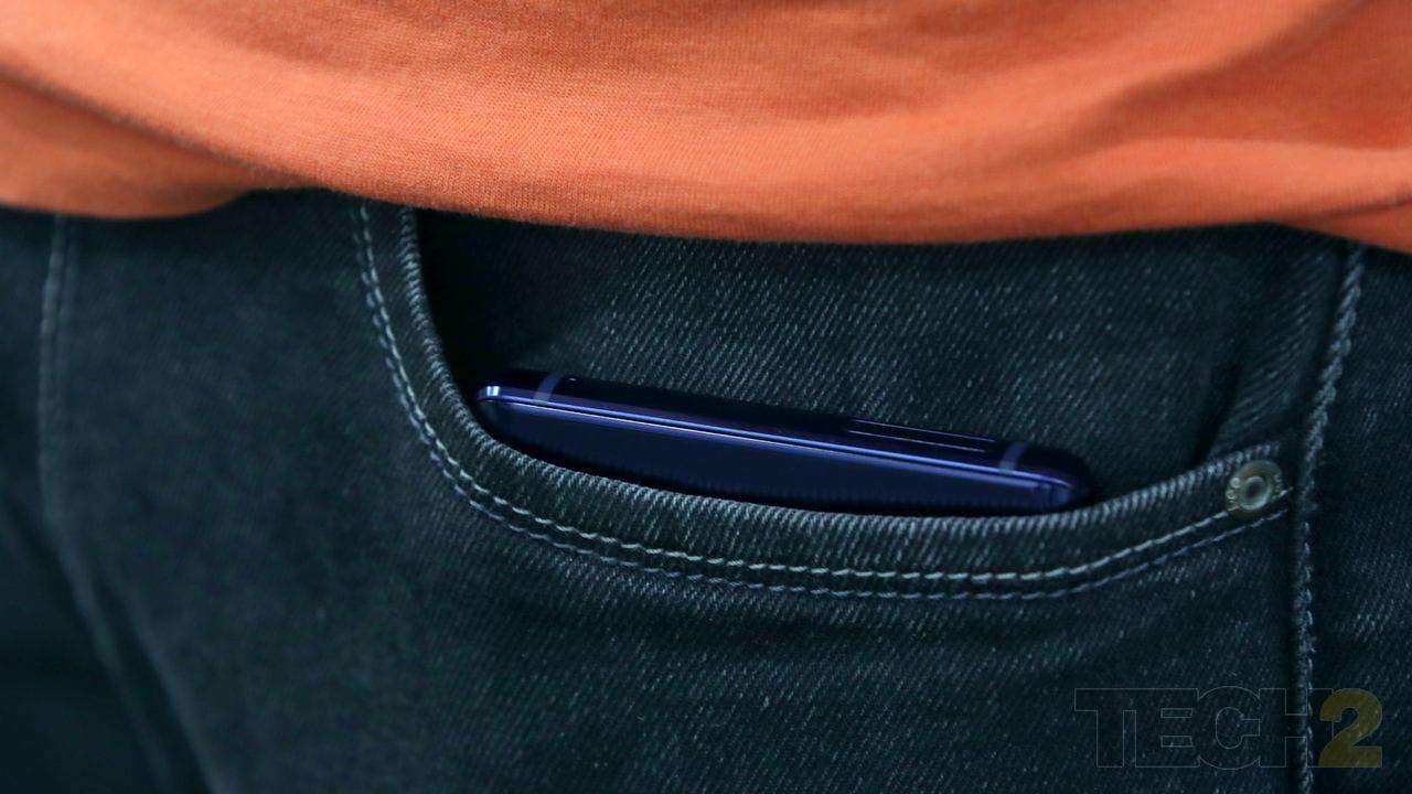 Samsung Galaxy Note 9. Image: Omkar Patane