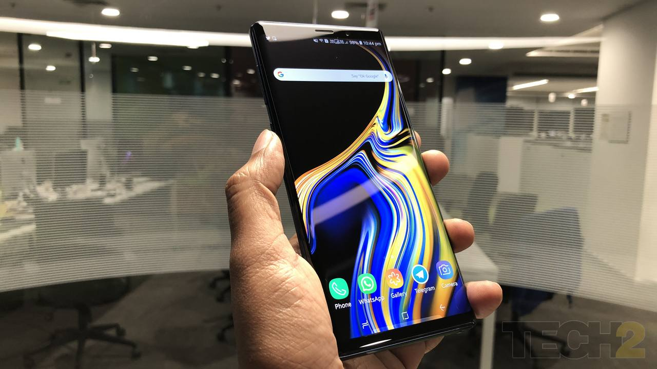 Samsung removes disabling option for the Bixby 2.0 button in the Galaxy Note 9
