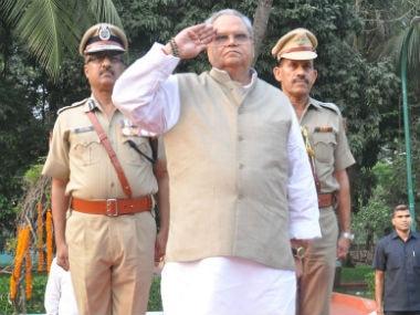 File image of new Jammu and Kashmir governor Satya Pal Malik. PTI