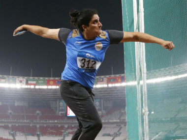 Seema Punia interview: If not for discus throw, I would have been in some remote village tending to cows