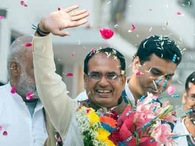 In Madhya Pradesh, Shivraj Singh Chouhan may benefit from Congress' lacklustre campaign, failure to tap into anti-incumbency