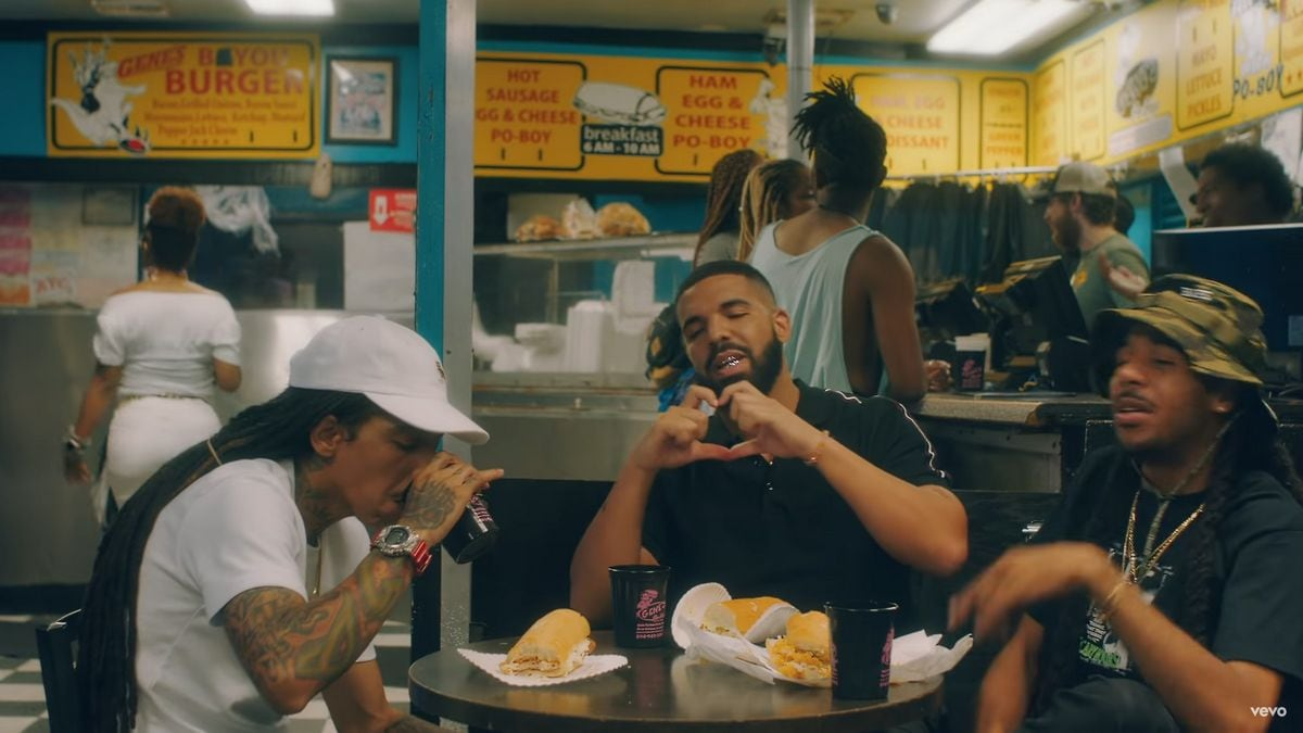 Drake releases video for 'In My Feelings' featuring Kiki challenge mastermind Shiggy