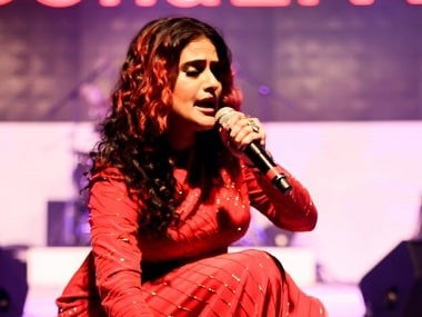 Singer Sona Mohapatra forays into reality TV with Sa Re Ga Ma Pa, to judge show alongside Shekhar Ravjiani