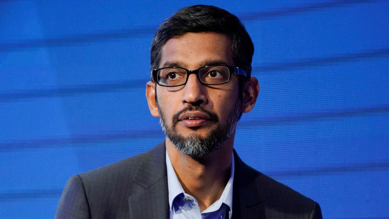 Sundar Pichai says Google fired 48 employees over two years for sexual harassment