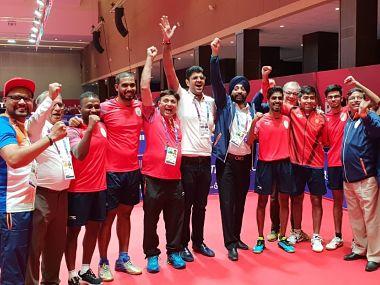 India TT team