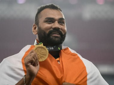 Asian Games 2018: Tajinderpal Singh Toor uncorked string of throws to win gold; bitter-sweet emotions for squash players