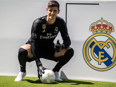 La Liga: Belgian goalkeeper Thibaut Courtois signs for Real Madrid, says move is a dream come true
