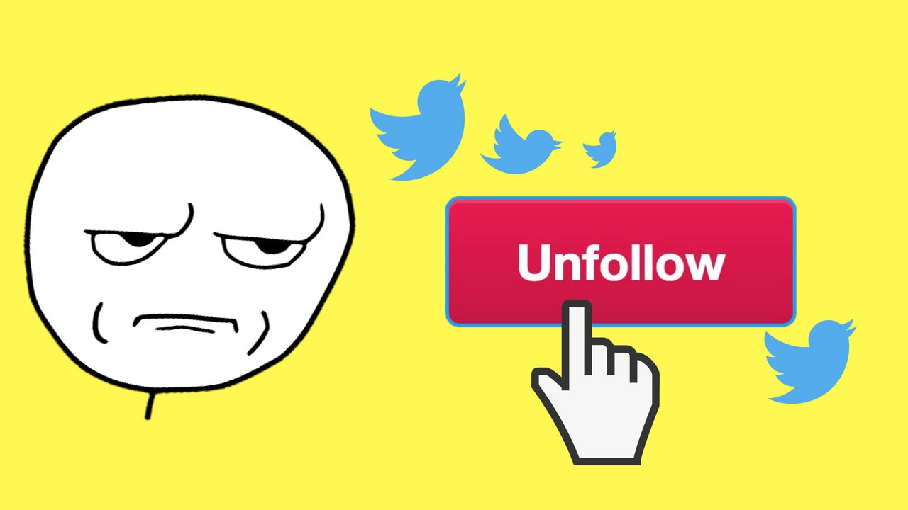 Twitter might now suggest you who you should unfollow. Image: tech2