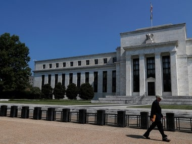 Federal Reserve building in Washington, US. Reuters