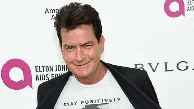Charlie Sheen Says He Has Been Blacklisted In Hollywood