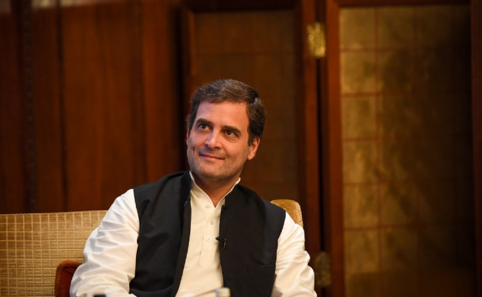 Congress president Rahul Gandhi arrived at London on 24 August after his visit to Germany. Twitter @INCIndia