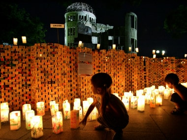 Japan marks 73 years of atomic bomb attack on Hiroshima that killed over 1 lakh people