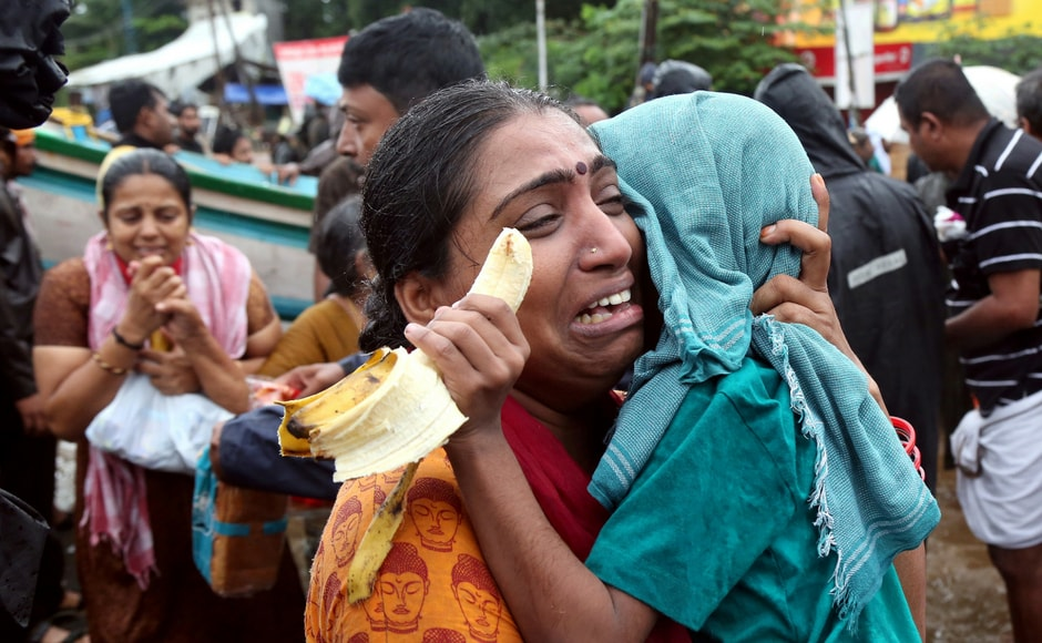 Centre declares Kerala floods 'severe calamity', state faces huge task of rebuilding