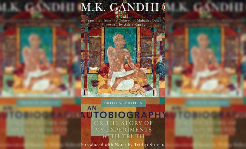 Gandhi and his autobiography will be needed as long as we desire to rise above our failings: Tridip Suhrud