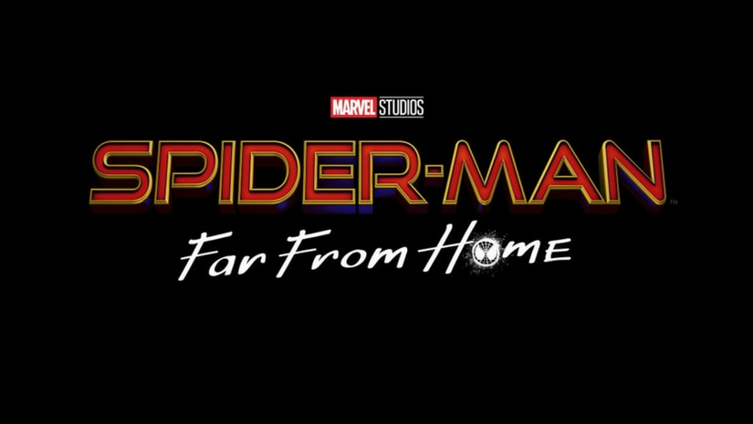 Marvel, Sony release new Spider-Man: Far From Home logo; film to release on July 5, 2019