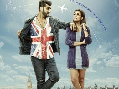 Namaste England to release on 19 October; Arjun Kapoor, Parineeti Chopra wear Union Flag in first look posters