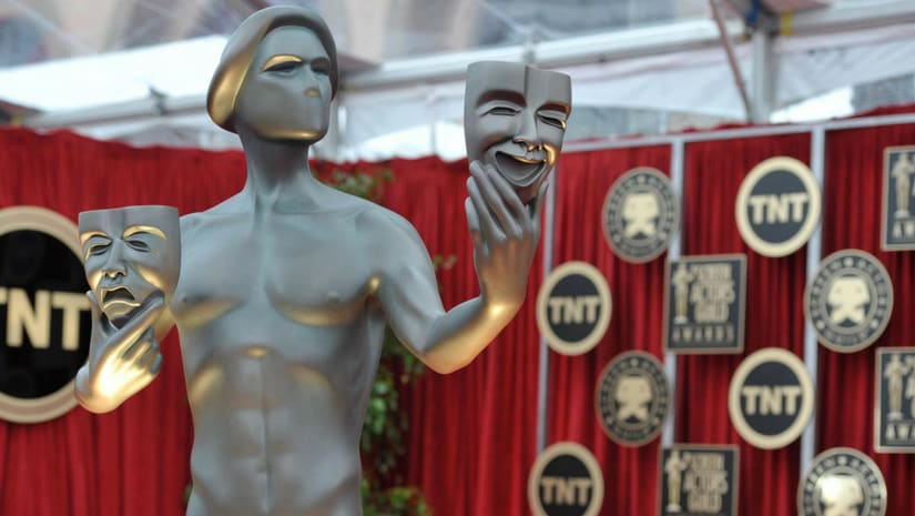 The SAG Awards. Image from Facebook