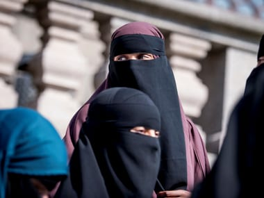 Denmark fines first person for defying law banning full-face Islamic veil, 28-year-old woman asked to pay 1,000 kroner