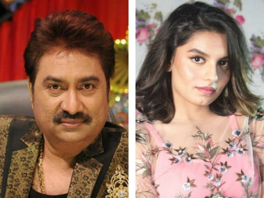 Kumar Sanu says he kept adoption of daughter Shannon a secret as he was 'afraid of society'
