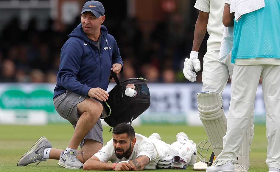 India's problems were further compounded by an injury to captain Virat Kohli, who was forced to play the match with a bad back. The skipper was caught out by Ollie Pope off a Stuart Broad ball and managed to score just 17 runs. AP
