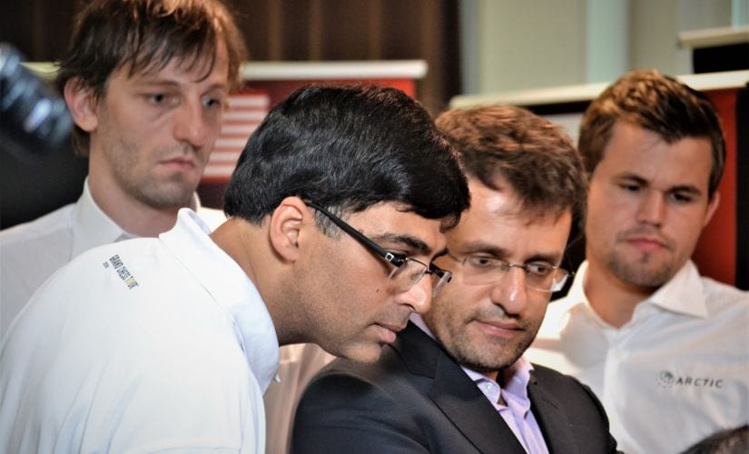 Sinquefield Cup 2018: Magnus Carlsen starts as favourite, Viswanathan Anand looks to bounce back after recent disappointment