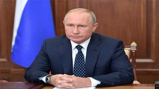 New Russian First Lady President Vladimir Putin Hints He May Marry Again But Withholds Name Of Future Wife World News Firstpost