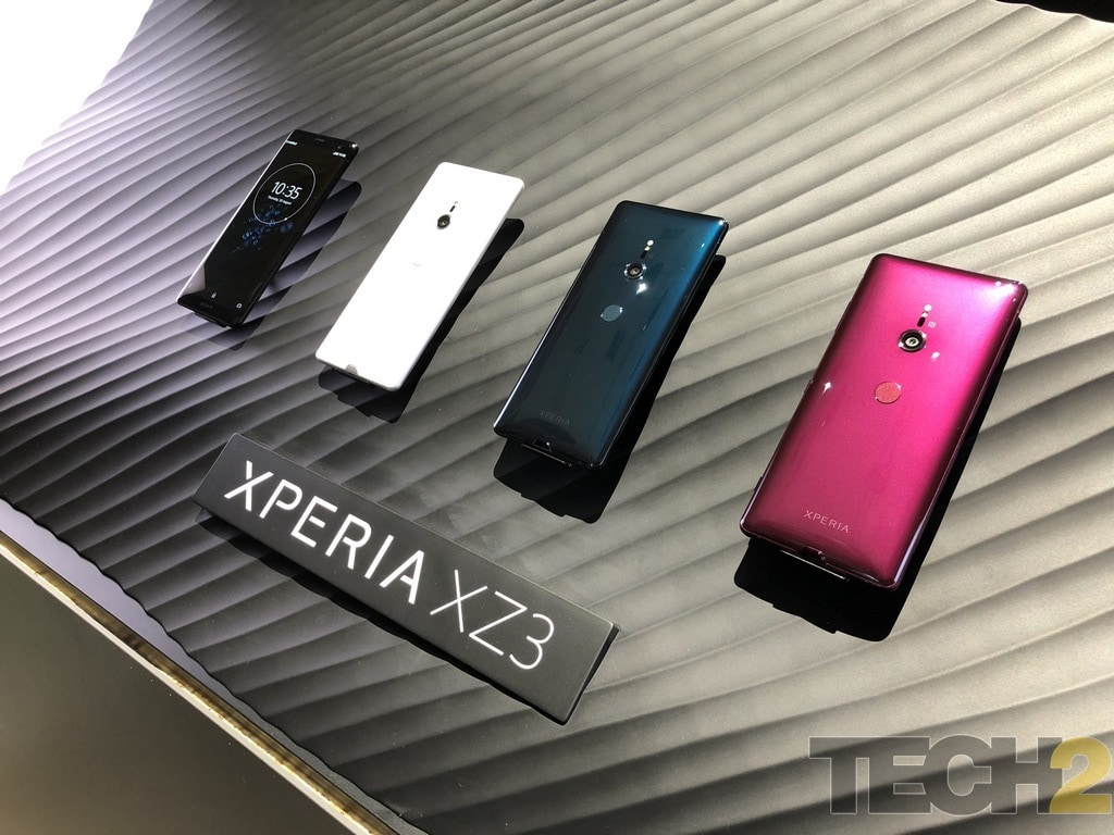 Sony Xperia XZ3 first impressions: A promising phone, but can it save Sony?