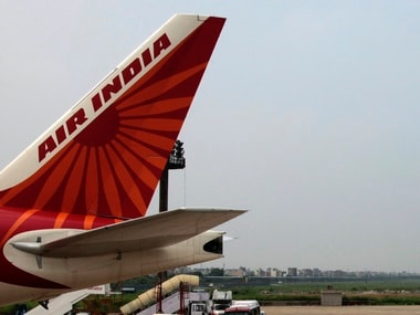 Representational image of Air India. Reuters