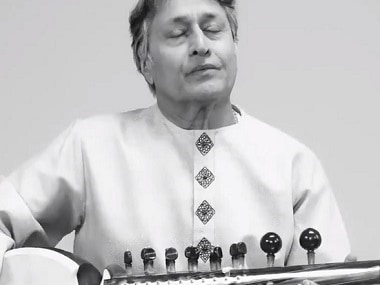 Sarod maestro Amjad Ali Khan releases recreated version of National Anthem to honour 72nd Independence Day