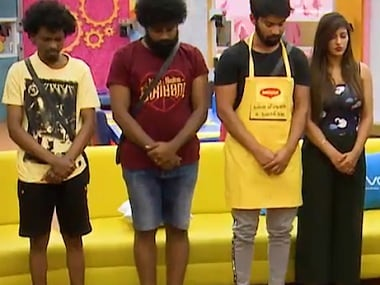 Bigg Boss Tamil 2 weekly updates: Sendrayan, Ponnambalam, and Janani nominated for eviction