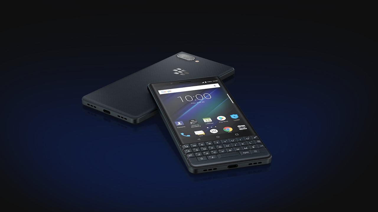 BlackBerry KEY2 LE. Image: Blackberry